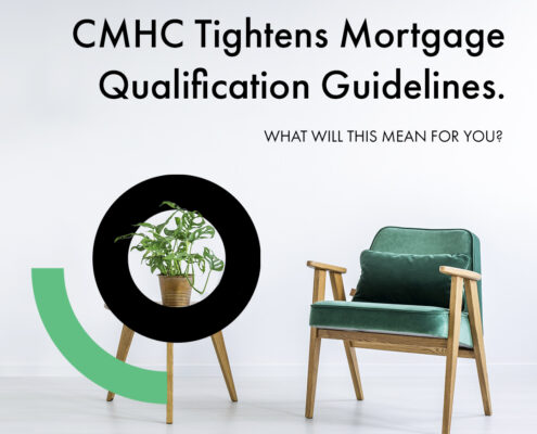 CMHC Tightens Mortgage