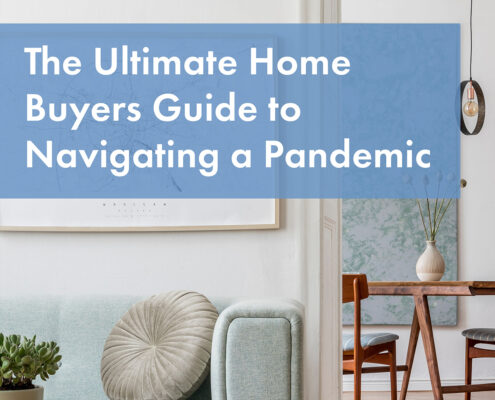 Ultimate Home Buyers Guide to Navigating a Pandemic Brochure